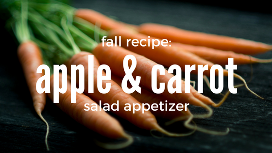 riverdental_fall recipes_carrot_apple_Salad